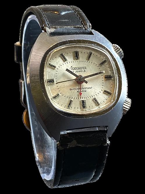 Timemaster Gents 1970's Alarm Watch