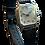 Thumbnail: Luor Gents Deco Dress Watch c1925