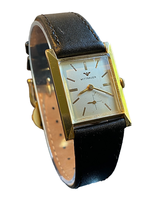 Longines Wittnaur Gents 1960's Dress Watch