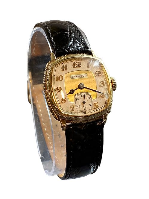 Stunning Hamilton Gents Dress Watch c1920