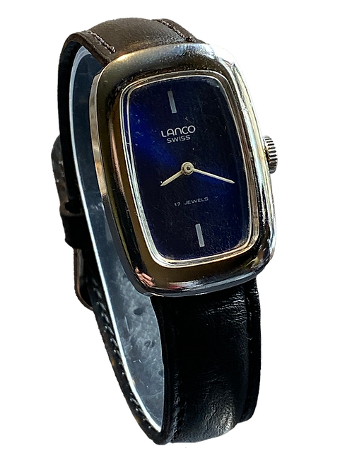 Lanco Gents Dress Watch 1970's