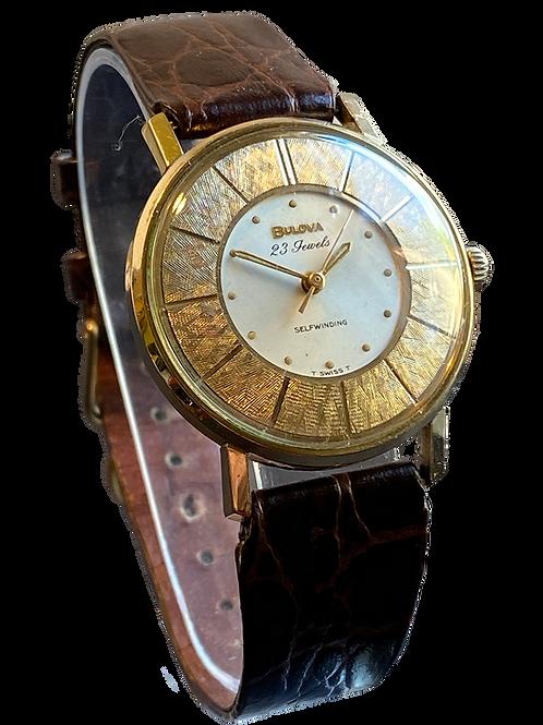 Bulova '23' American Clipper 1965 Gents Dress Watch