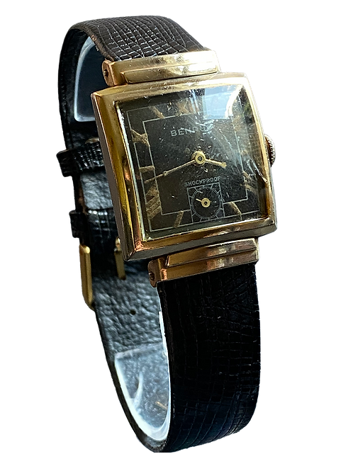 Benrus 1950's Gents Dress Watch