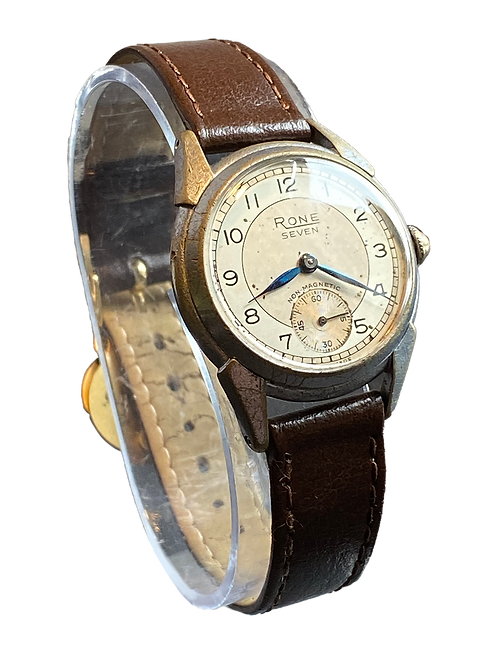 Rone Seven Mid Size Gents/Ladies 1940's Watch
