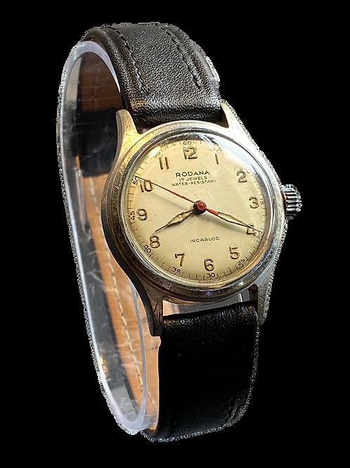 Rodana WW2 Gents Military Watch