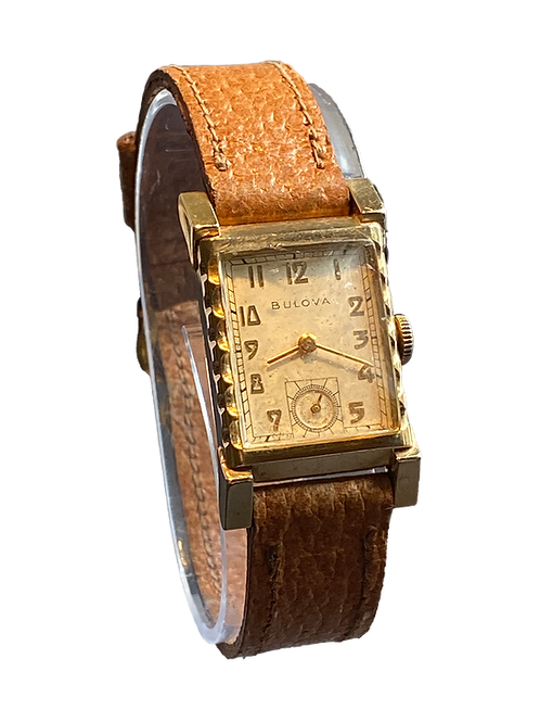 Bulova  His Excellency Gents Dress Watch c.1949
