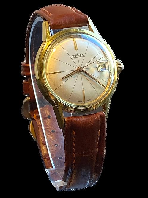 Roamer 1960's Gents Dress Watch
