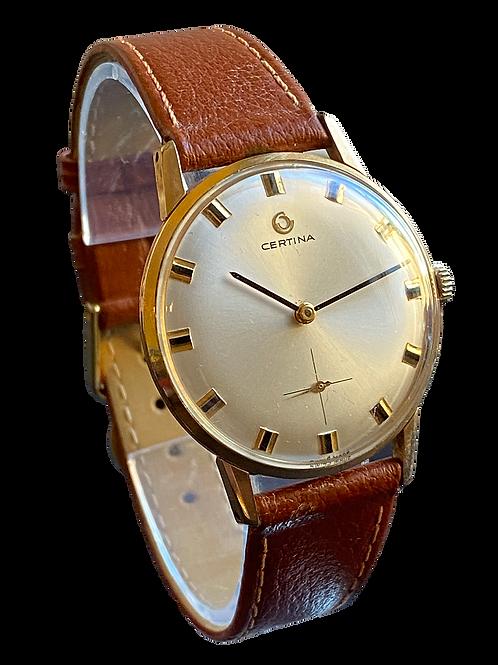 Certina 1967  Gents Dress Watch
