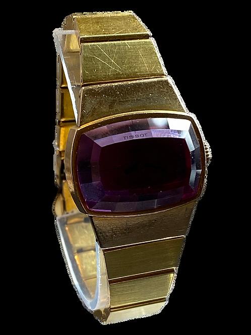 Tissot Saphir 1970's Ladies Bracelet Watch