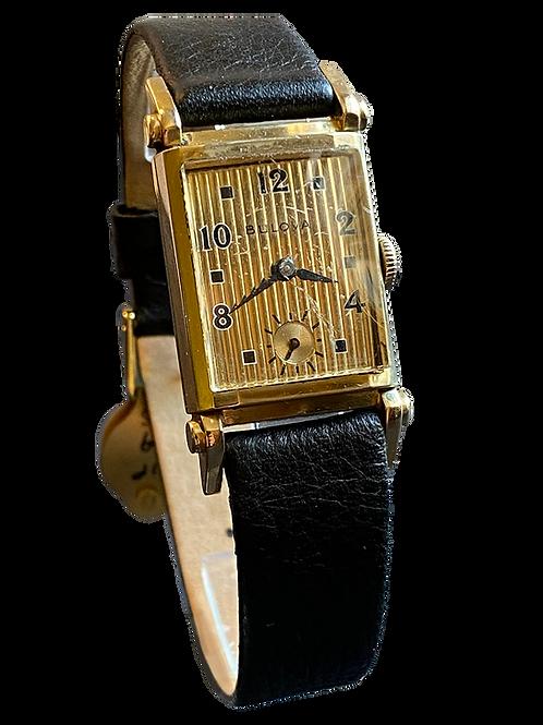 Bulova 1950 Academy Awards Gents Dress Watch