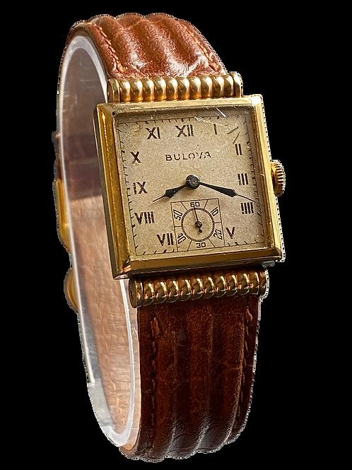 c.1939 Bulova Revere Gents Dress Watch