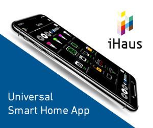 +++ iHaus bietet ab sofort in Ihrer neuen Version 2.6 die Möglichkeit, vorhandene Smart-Home Install