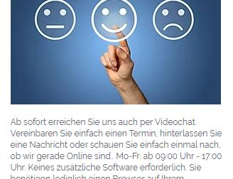 +++ ZURICH#Stefer.de Onlineberatung und -hilfe ohne großen technischen Aufwand leicht gemacht +++