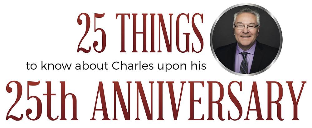 25 thinks to know about charles