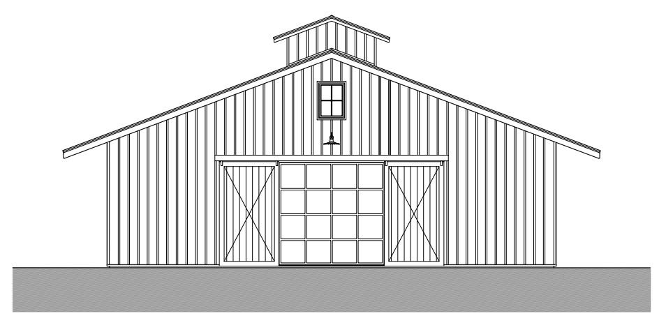 Barn / Gym