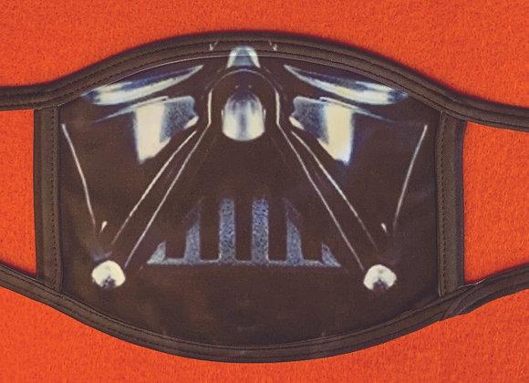 Darth Vader face mask, adult