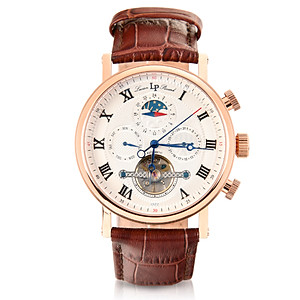 Luxury Moonphase Watch Pictures