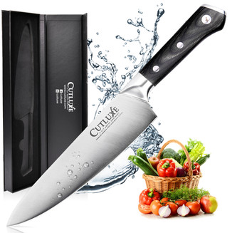Amazon Main Picture 8 Inches Stainless Steel Chef's Knife