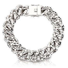 Silver Bracelet Product Photography