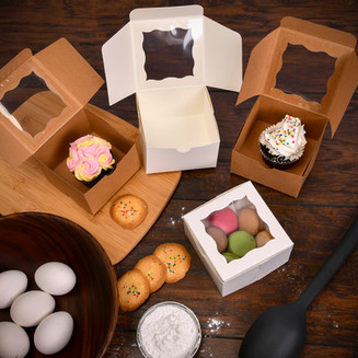 Cupcakes Boxes In Lifestyle