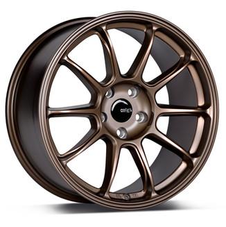 Metal Bronze Wheel