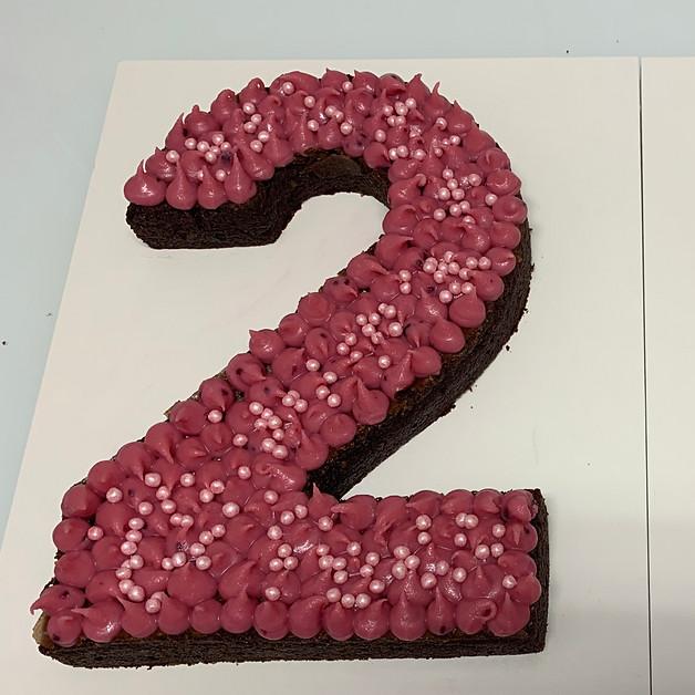 Number Brownie