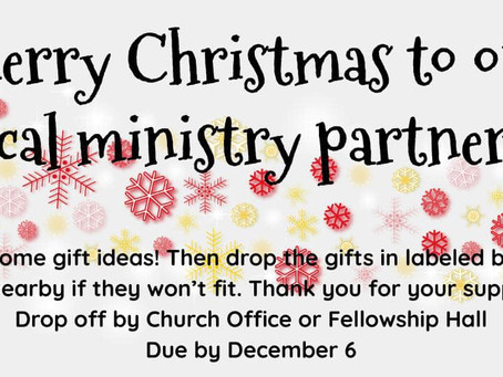 Local Ministry Partners