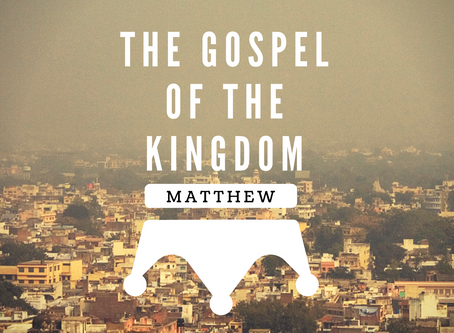 Worship Series - Matthew