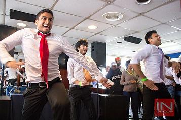 Bollywood Holi Cruise Performance