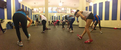 Bollywood Touch Fitness Classes in Jersey City at The Beacon Greystar Management