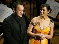 Tom Hanks and Catherine Zeta-Jones