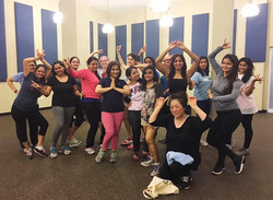 Bollywood Touch Fitness Classes in Jersey City at The Beacon Apartments Greystar Management