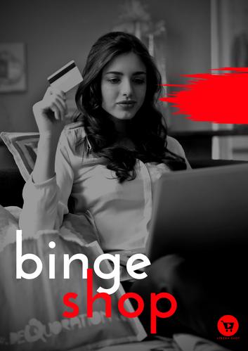 BINGE SHOP