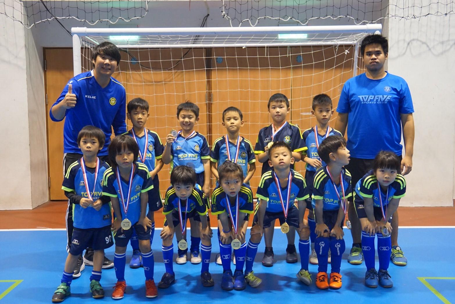 2019中華五人制足球聯盟-秋季盃U8冠軍