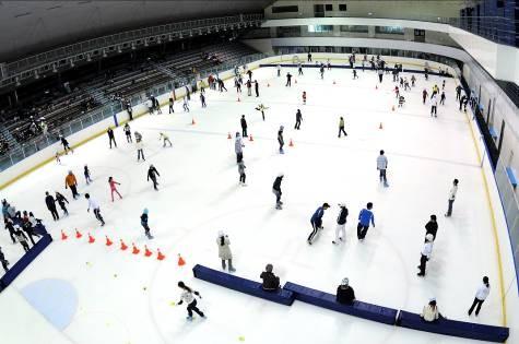 【B】冰上樂園