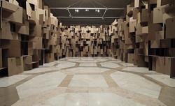 紙箱城市/荒野行動