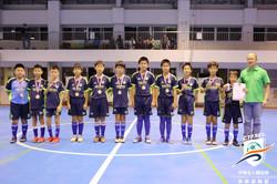 2019中華五人制足球聯盟-秋季盃U12冠軍