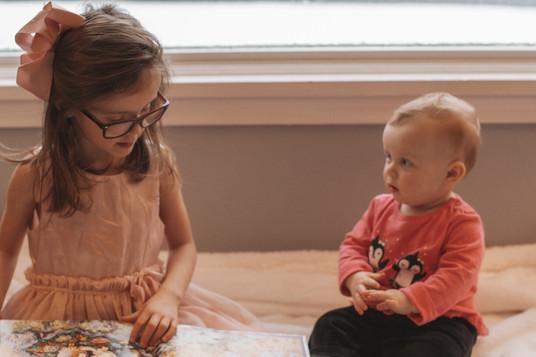 Vera & Georgie