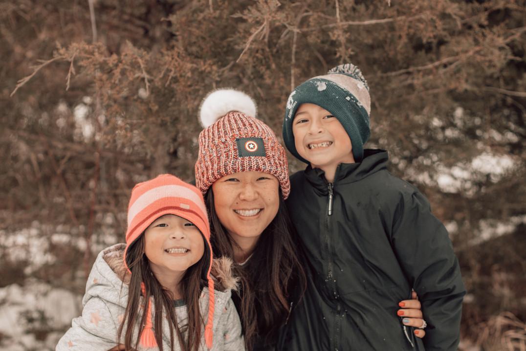 Kim, Will, & Rosalie