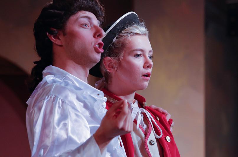 Le nozze di Figaro, Opera in the Ozarks