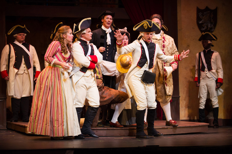 The Barber of Seville, Utah Festival Opera
