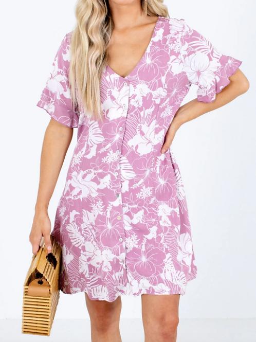 AD/Aimi Beautiful Love Mini Dress