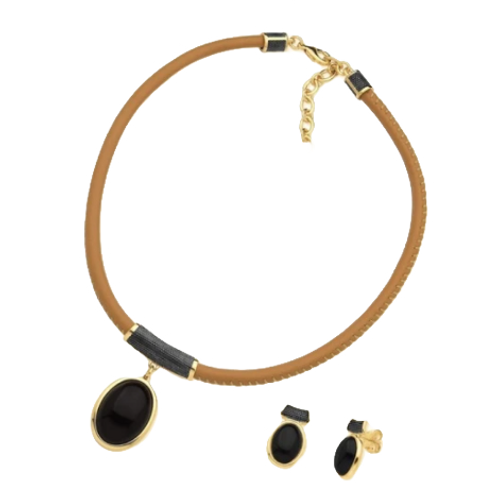 BBD - Necklace/Earring set S08ALE