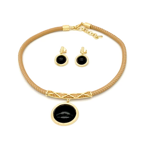 BBD - Necklace-earring set S09ALE