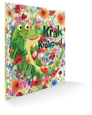 Krak de krokowil boek