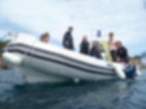 journée en mer hyères