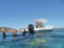 Randonnée subaquatique hyères