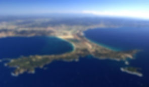 Randonnée Presqu'île de Giens