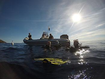 randonnée subaquatique port cros