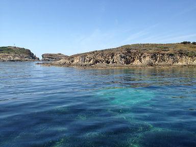 snorkeling giens